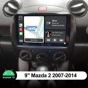 9 Inch 2007-2014 Mazda 2