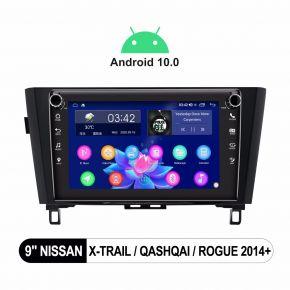 nissan x trail android head unit