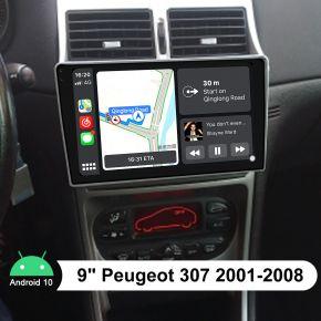 9 Inch Peugeot 307