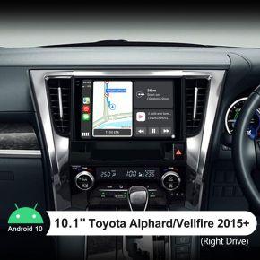 Toyota Alphard Vellfire 2015+