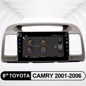 2006 toyota camry radio
