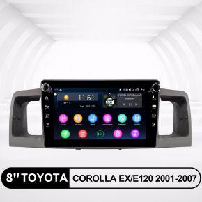 Toyota Corolla 2001-2007
