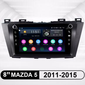 Mazda 5 Android Head Unit