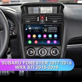 Subaru Forester WRX