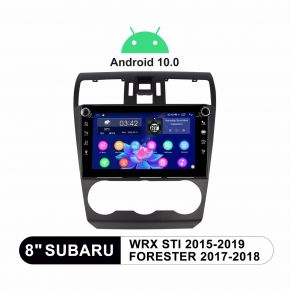 8 Inch Subaru Forester