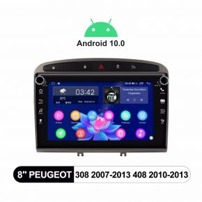 peugeot 308 android radio