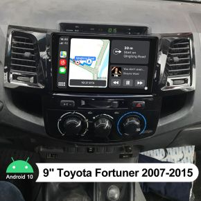 for Toyota Fortuner 2007-2015