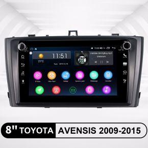 Toyota Avensis Car Navigation