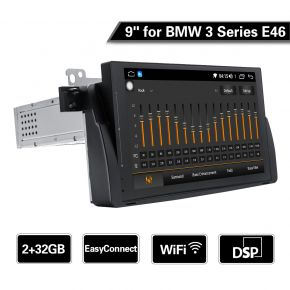 best e46 android head unit