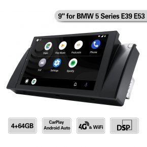 bmw e39 android head unit