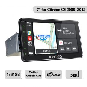 citroen c5 android radio