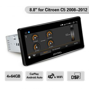 citroen c5 android multimedia