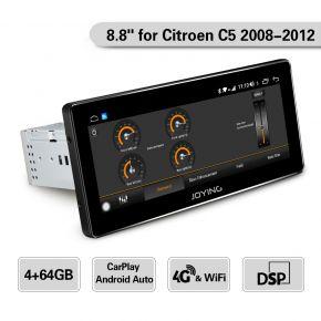 citroen c5 android multimedia