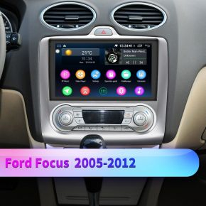 2012 ford focus stereo upgrade