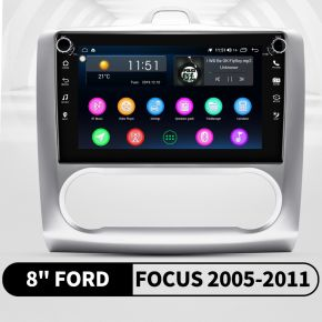 ford focus car stereo