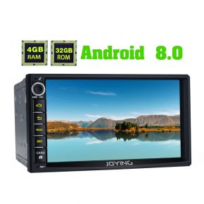 Joying Honda CR-V Element Android 8.0 Oreo Car Navigation System 4GB/32GB