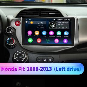 honda fit aftermarket stereo