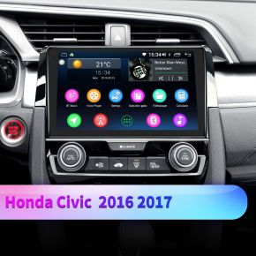 Car Media Player System for Honda Civic 2016 2017