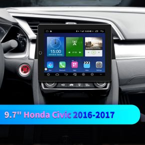Honda civic navigation system