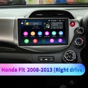 2013 honda fit navigation system