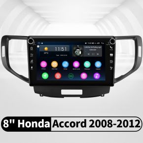 honda accord android head unit