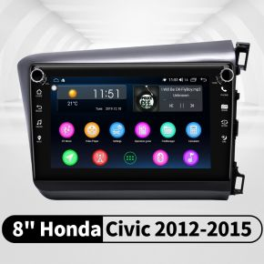 honda civic android head unit