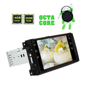 jeep grand cherokee android head unit