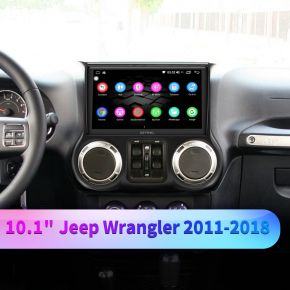 jeep wrangler android radio