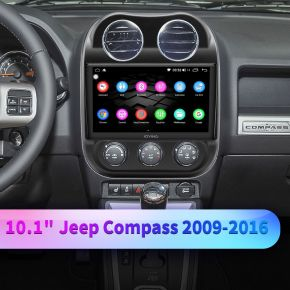 jeep compass stereo upgrade