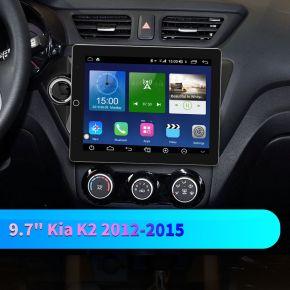 kia k2 2015 car stereo
