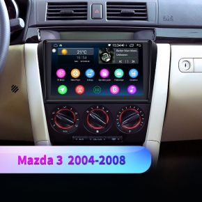 mazda 3 android head unit