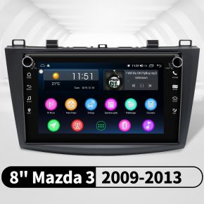 mazda 3 aftermarket head unit