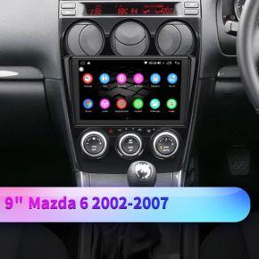 mazda 6 stereo upgrade