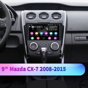 mazda cx-7 android head unit