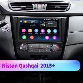 nissan qashqai stereo upgrade