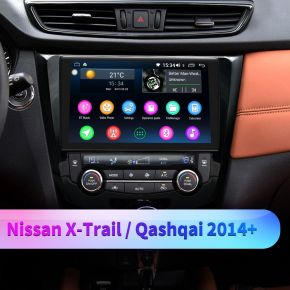nissan x-trail android auto