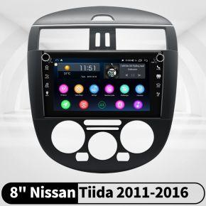 Nissan tiida autoradio