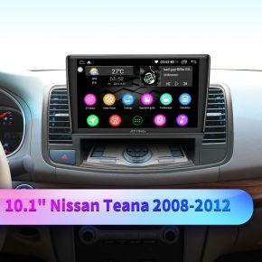 Nissan Teana head unit