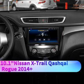 nissan x trail android auto