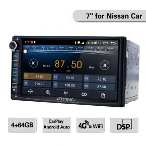 nissan x trail car stereo