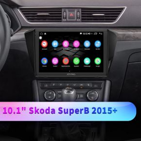 skoda superb audio system