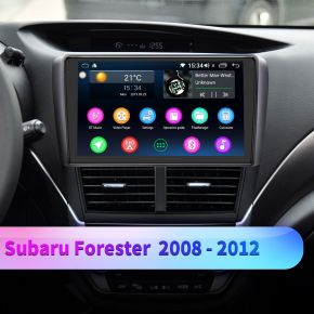 subaru forester android auto