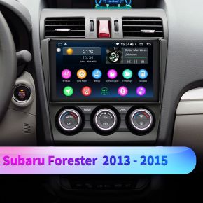 subaru forester stereo upgrade