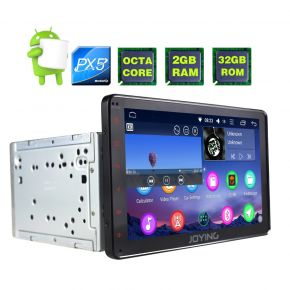 Joying AU Warehouse Toyota Android Car Stereo Upgrade Octa Core Head Unit for Highlander Corolla