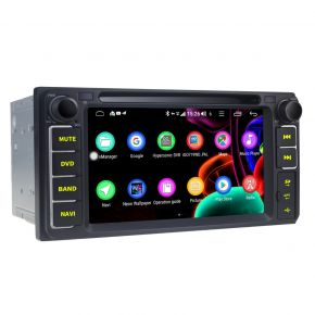 toyota android head unit
