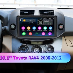 toyota rav4 head unit