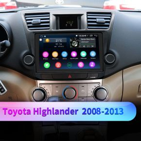 2010 toyota highlander stereo upgrade