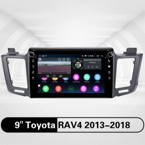rav4 android radio