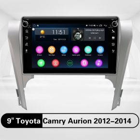 android auto for toyota camry