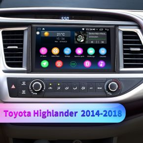 toyota highlander aftermarket radio